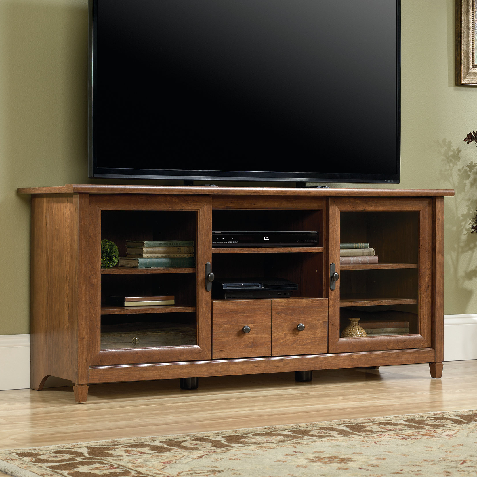 Combs 63 Inch Tv Stands Throughout Most Recently Released End Table And Tv Stand Set (View 3 of 20)