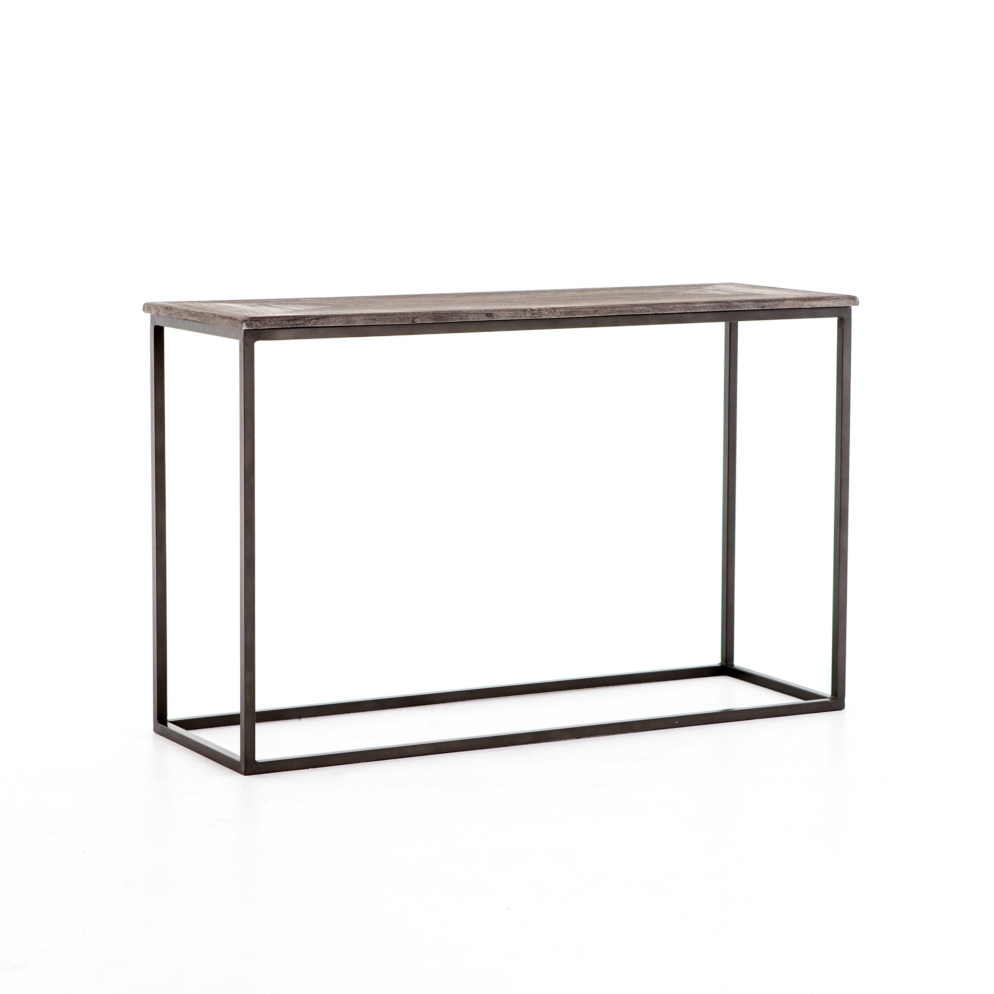 Console Tables And Products In Most Current Silviano 60 Inch Iron Console Tables (Gallery 6 of 20)