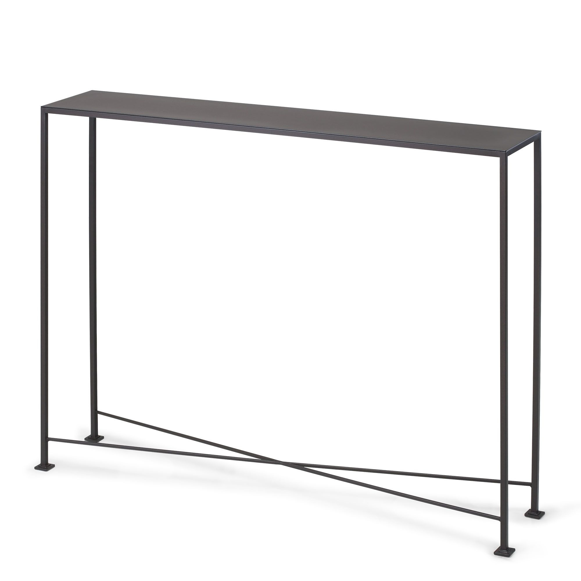 Console Tables, Consoles And Metals Within Popular Silviano 60 Inch Iron Console Tables (View 5 of 20)