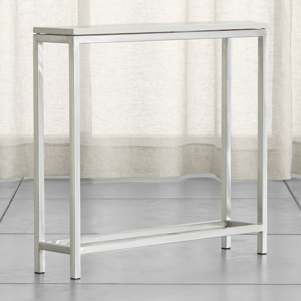 Featured Photo of Era Limestone Console Tables