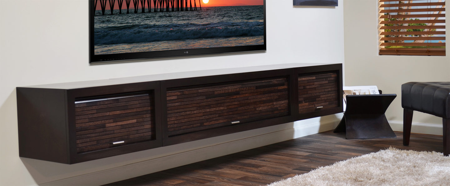 Console Tables Under Wall Mounted Tv In Most Current Fascinating Stylish Wall Mount Tv Corner Stand Ideas Above Table (View 14 of 20)