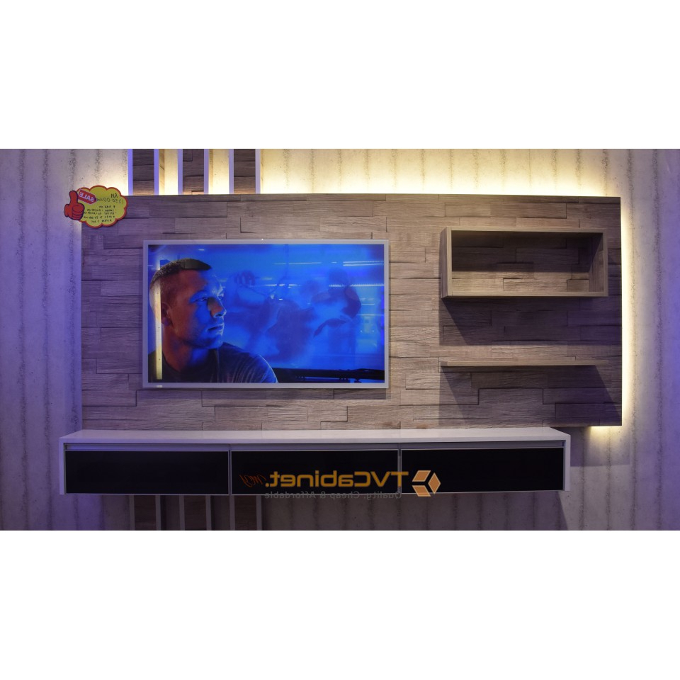 Contemporary Tv Cabinets For Flat Screens With Favorite Modern & Contemporary Tv Cabinet Design Tc022 (Gallery 17 of 20)