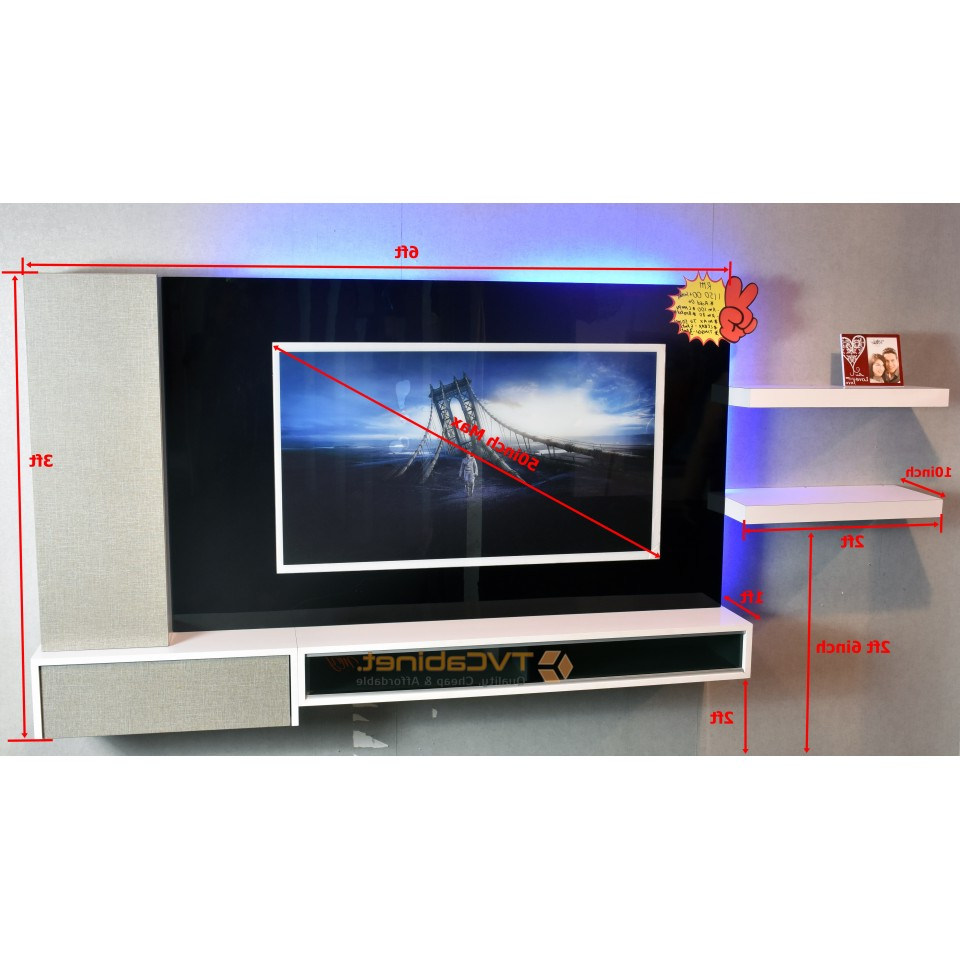 Contemporary Tv Cabinets Intended For Favorite Modern & Contemporary Tv Cabinet Design Tc002 (Gallery 6 of 20)