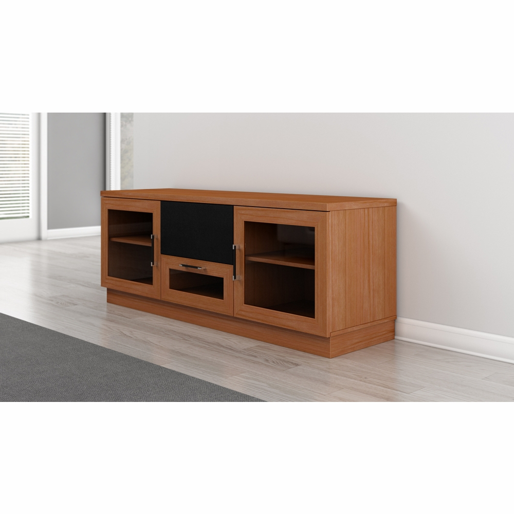 """Contemporary Tv Stands For Flat Screens With Regard To Most Recent Furnitech – 60"""" Contemporary Tv Stand Media Console For Flat Screen (View 5 of 20)"""