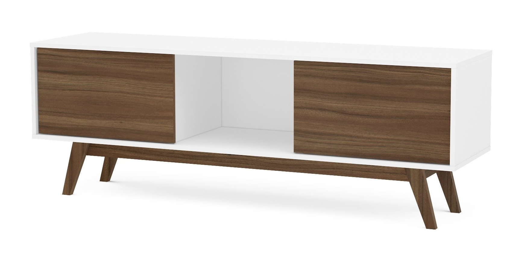 Contemporary Wood Tv Stands Inside Well Known Modern Tv Stands & Entertainment Centers (Gallery 17 of 20)