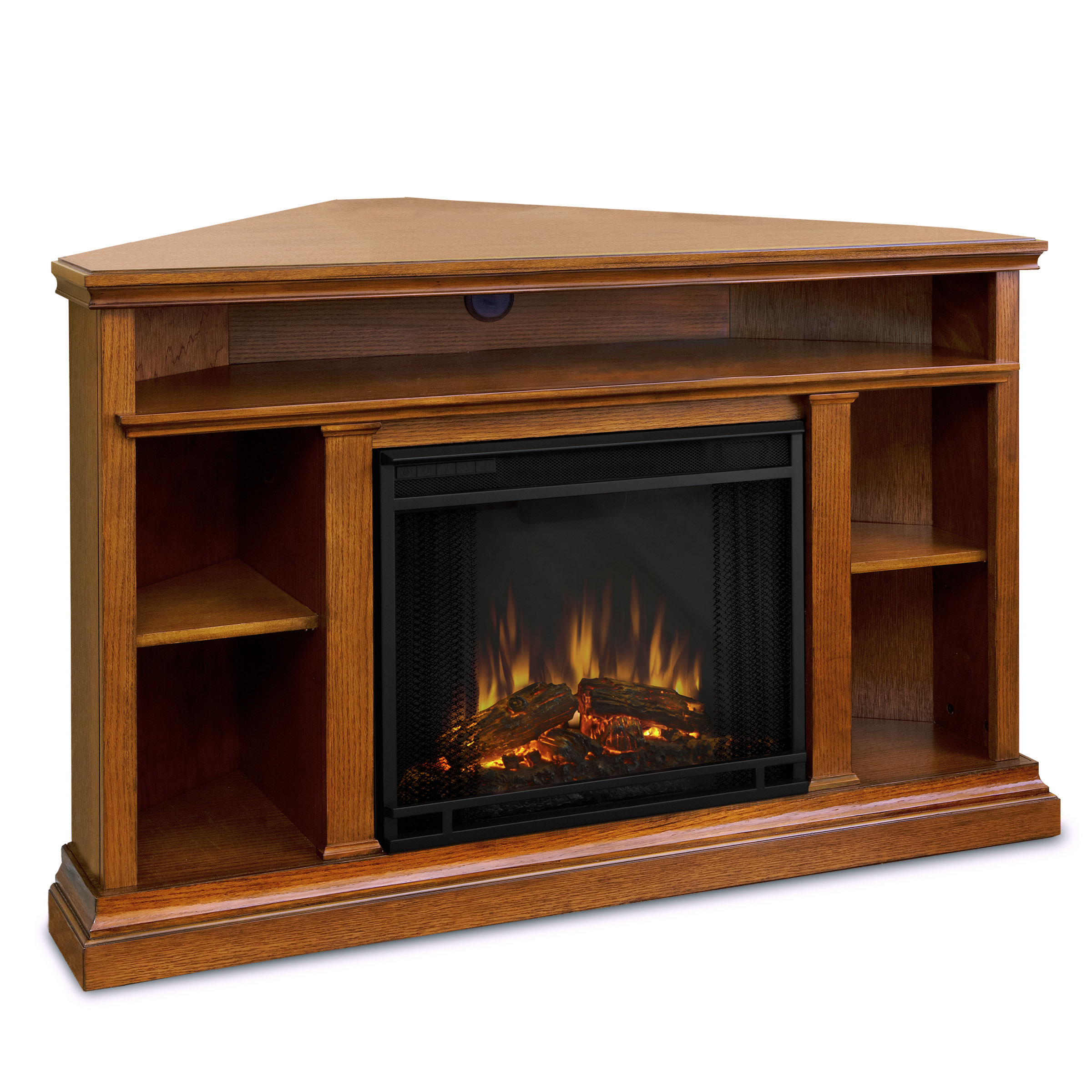 Corner Tv Cabinets Inside Best And Newest Corner Tv Stands You'll Love (View 6 of 20)