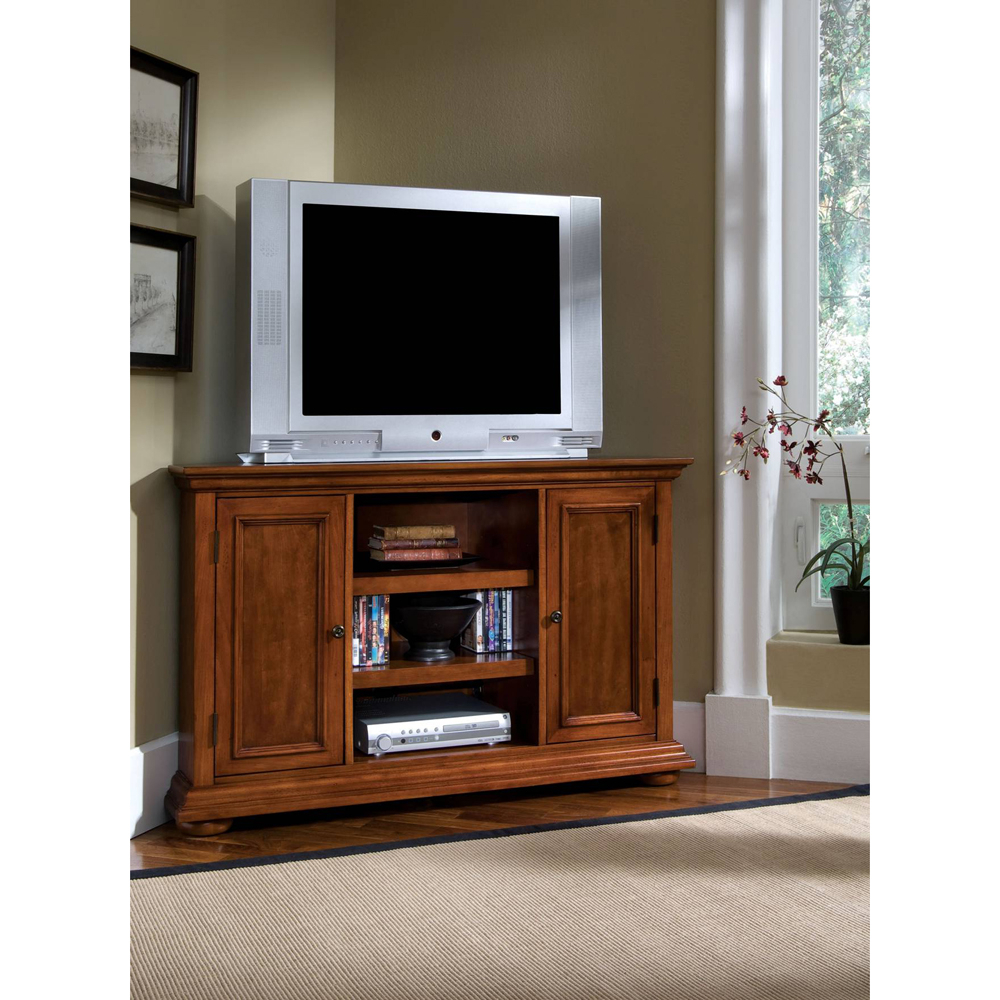 Corner Tv Stands For 46 Inch Flat Screen Pertaining To Famous Tv Stands: Stylist Corner Tv Stand For 46 Inch Flat Screen  (View 4 of 20)