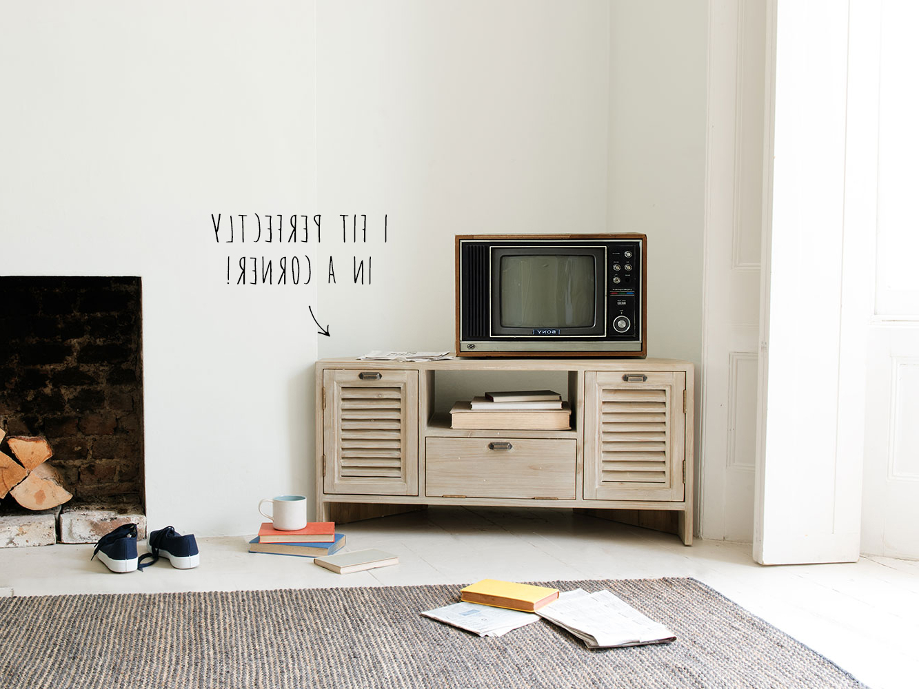 Corner Tv Unit (Gallery 7 of 20)