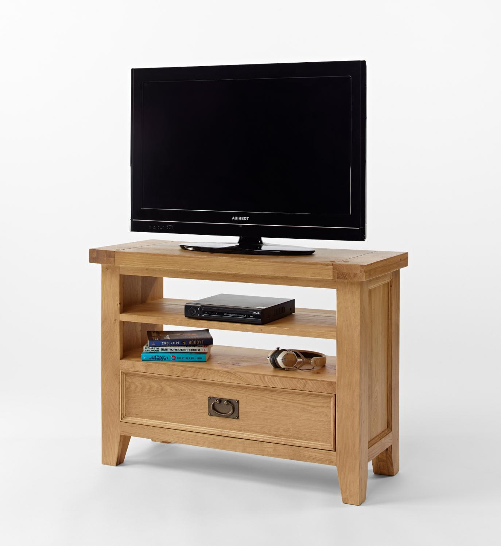 Corner Wooden Tv Cabinets Inside Current Oak Tv Units Solid Cabinets Corner Furniture Stands Trends Including (View 5 of 20)