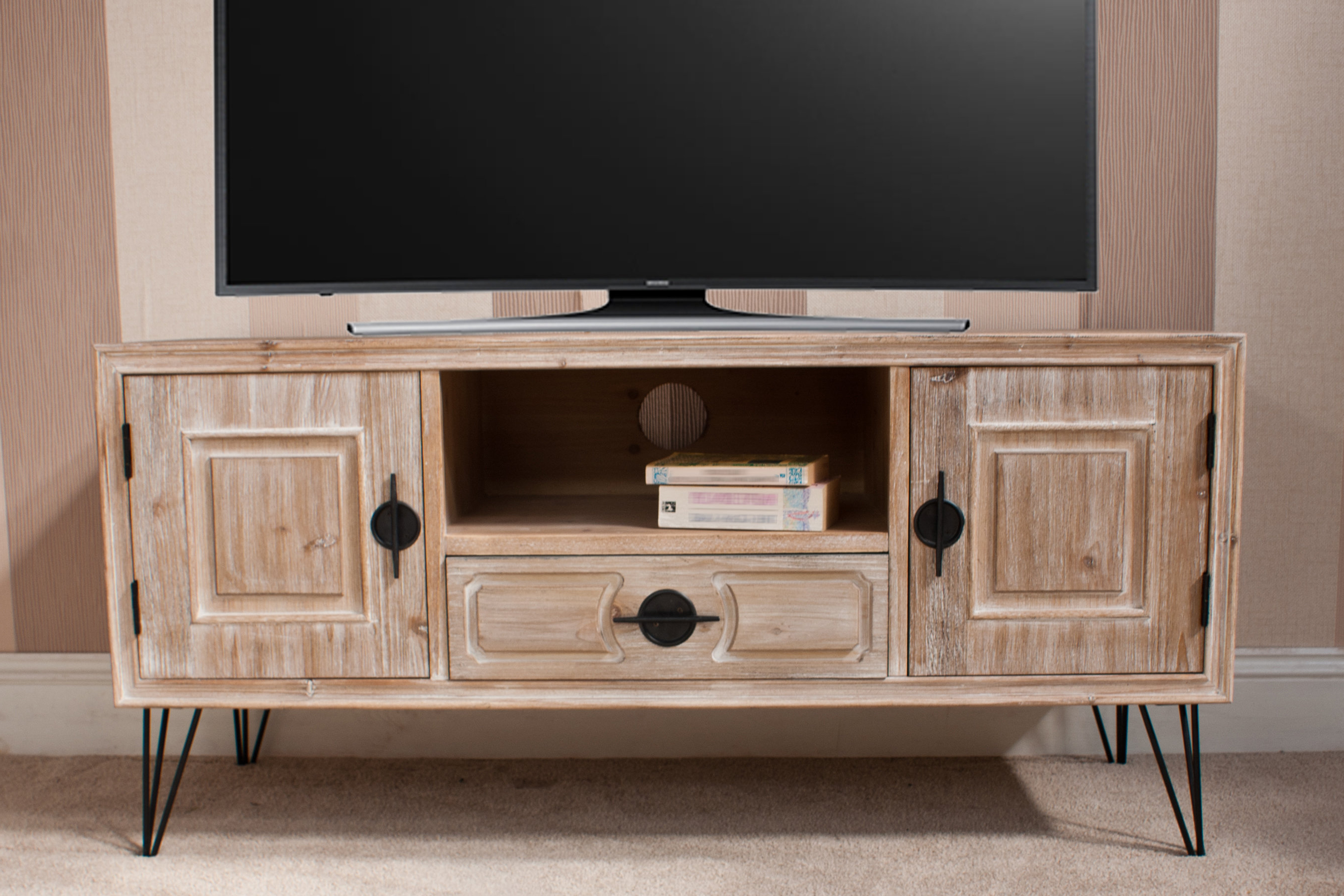 Country Tv Stands In Well Known Cottage & Country Tv Stands & Entertainment Units You'll Love (Gallery 8 of 20)