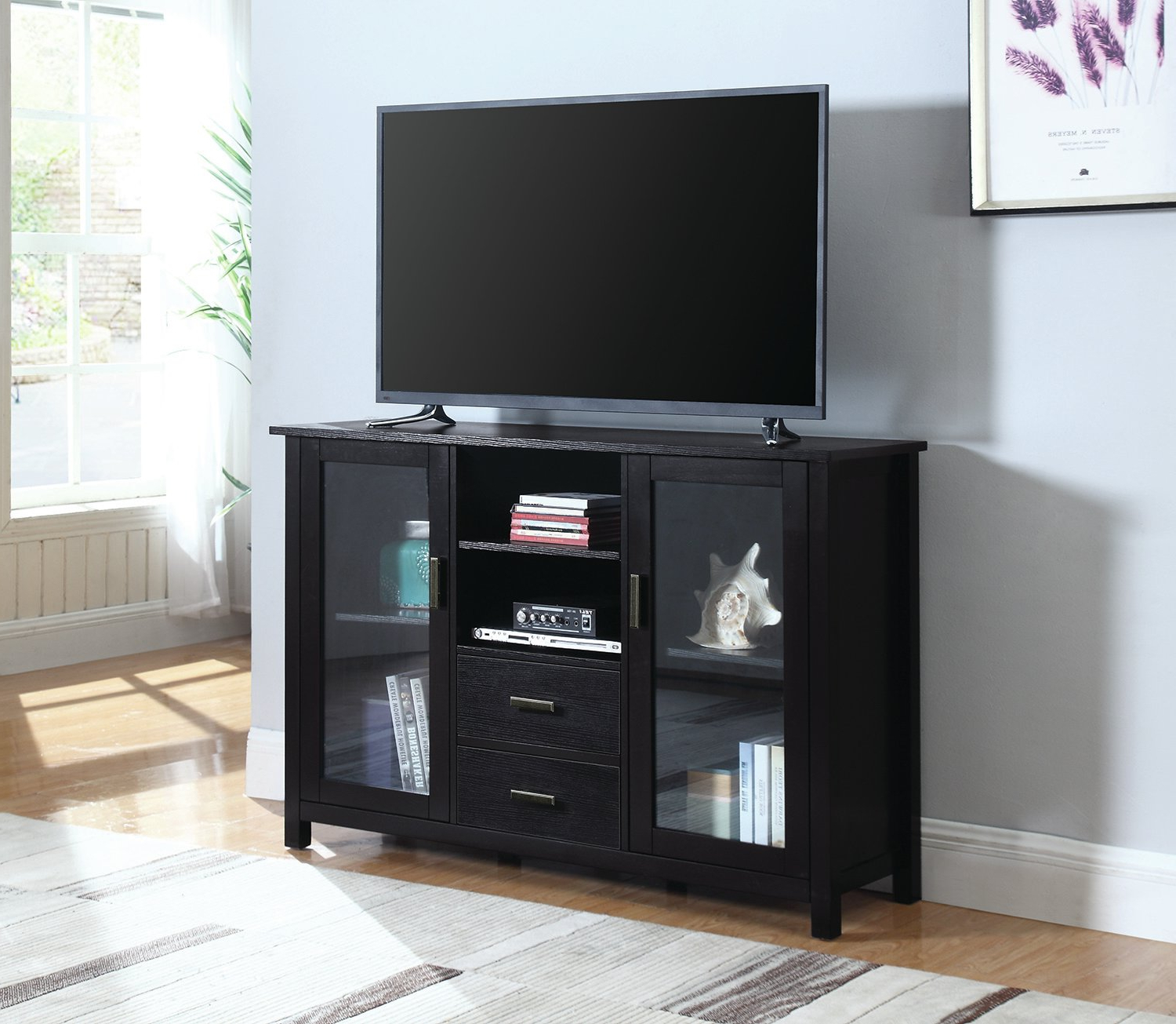 Current 40 49 Inches Tall Tv Stands You'll Love (View 11 of 20)