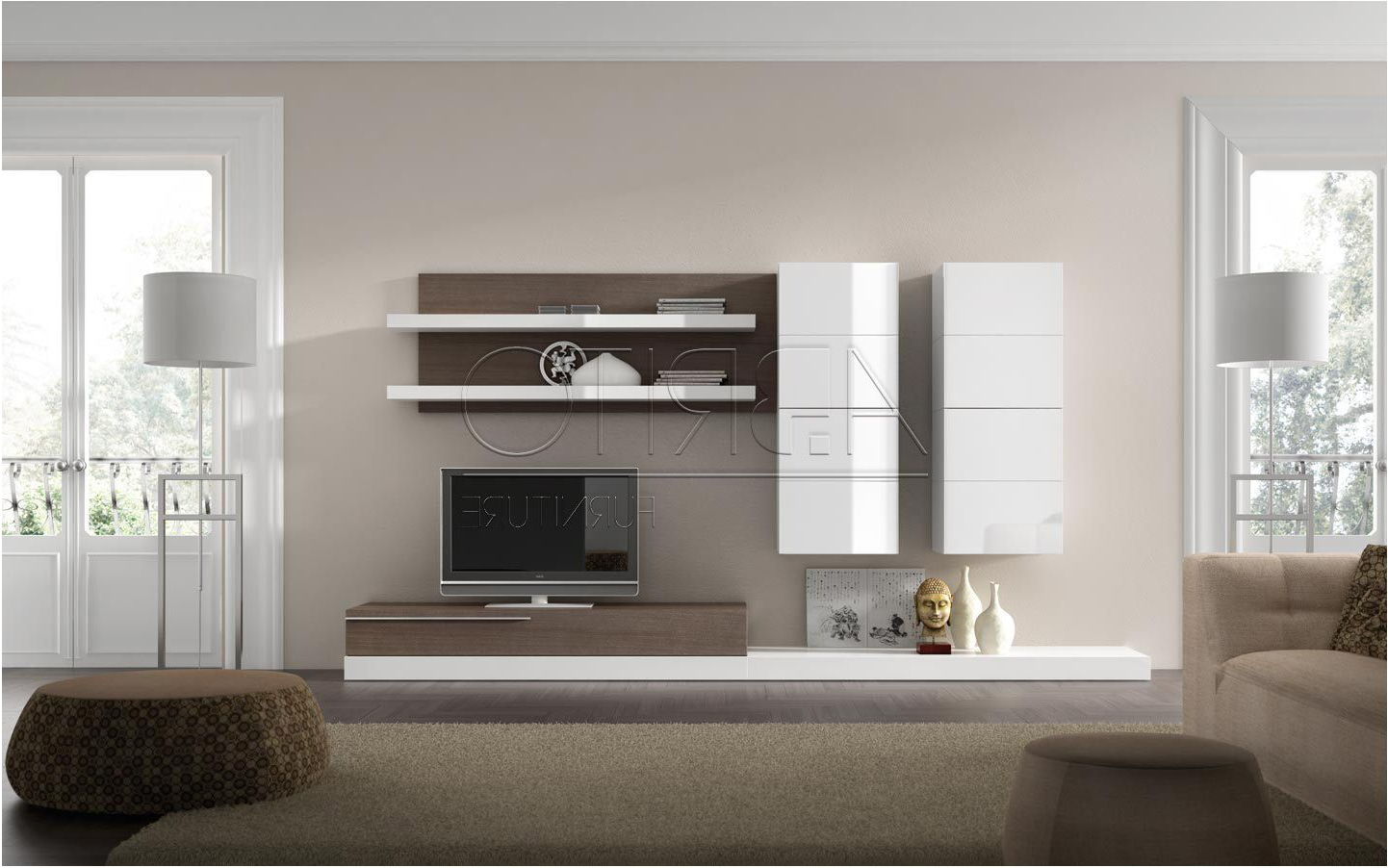 Current Contemporary Tv Wall Units With Regard To Best Best Contemporary Tv Wall Units 15221 Modern Contemporary Tv (View 11 of 20)