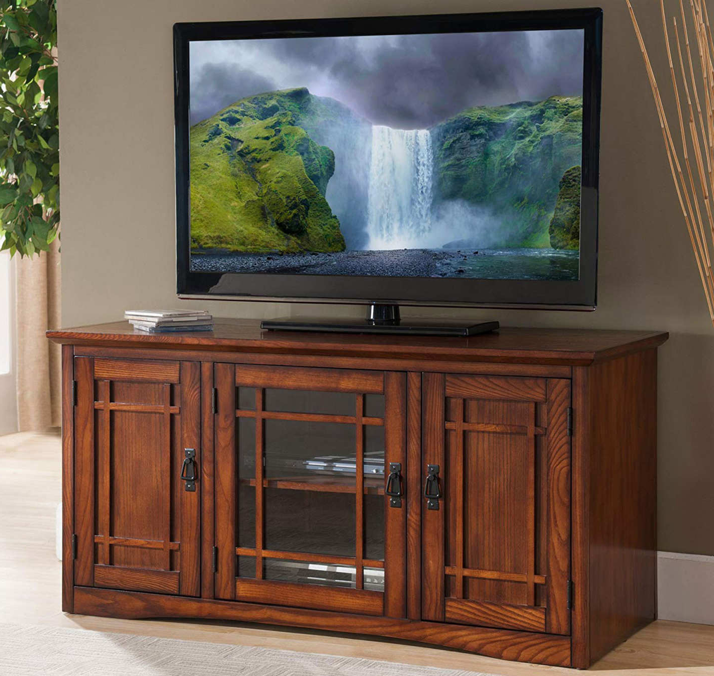 Current Laurent 50 Inch Tv Stands For 12 Best Tv Consoles 2018 (Gallery 7 of 20)