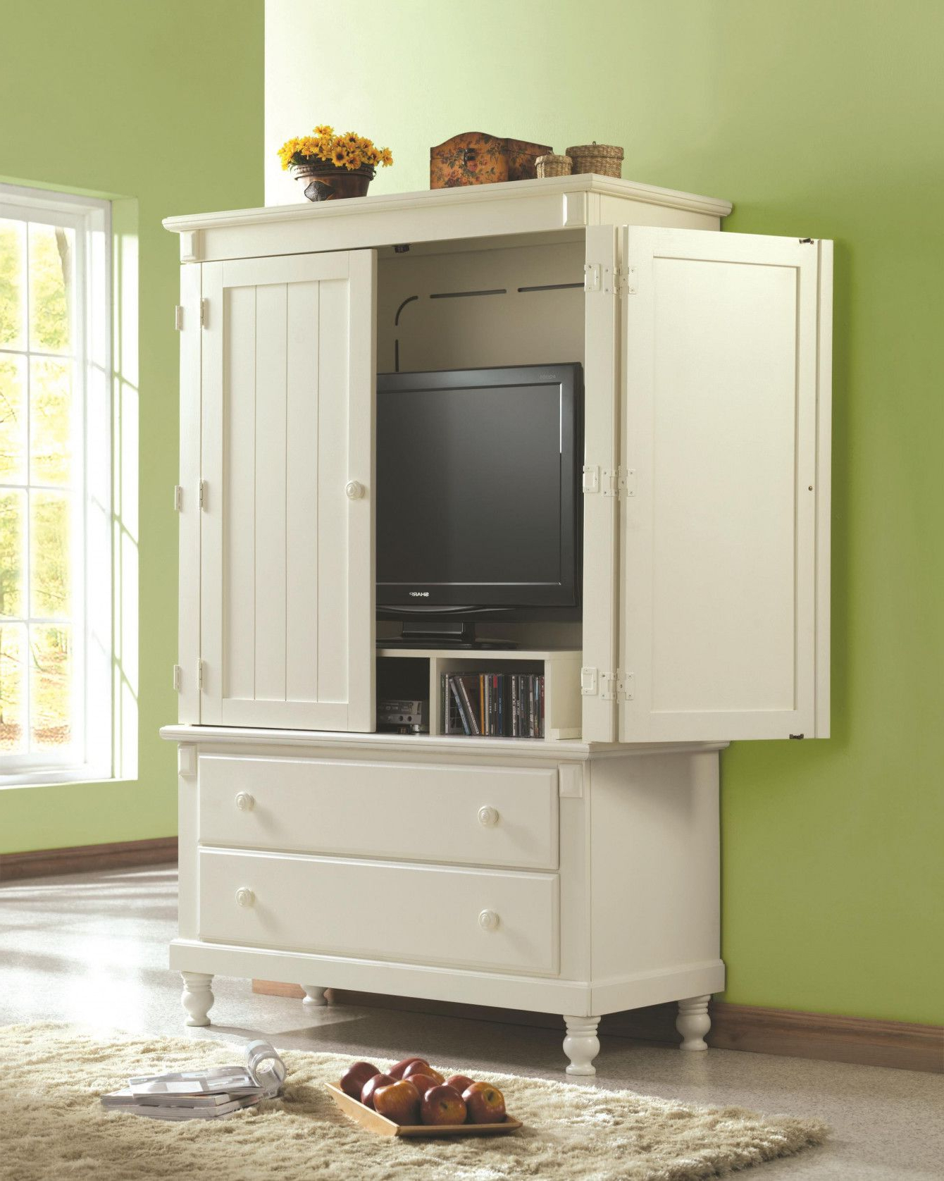 Current Tv Hutch Cabinets With Pinrahayu12 On Interior Analogi (View 7 of 20)