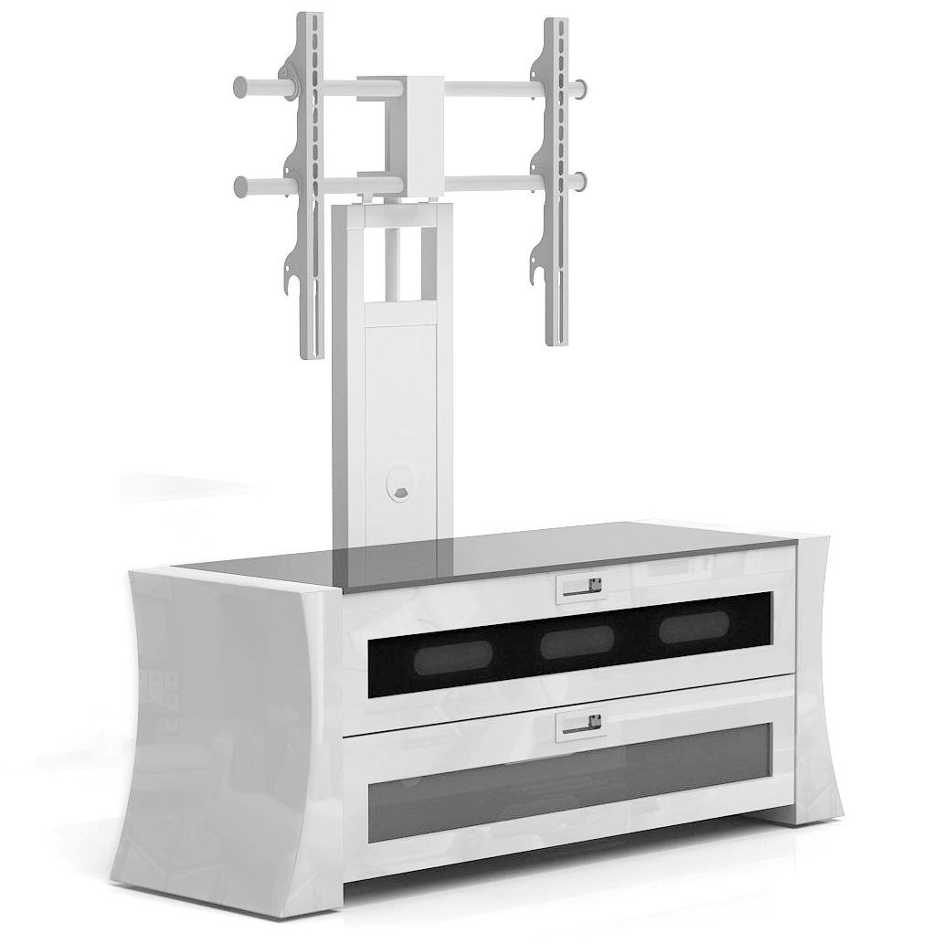 Current Tv Stand Clearance Black 55 Inch Big Lots Stands Target Small With Pertaining To Oval White Tv Stands (View 2 of 20)