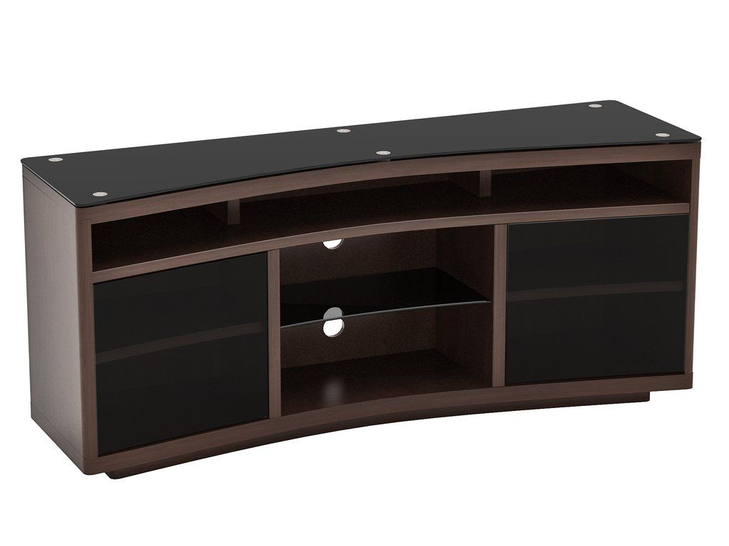 Curved Tv Stands (View 9 of 20)