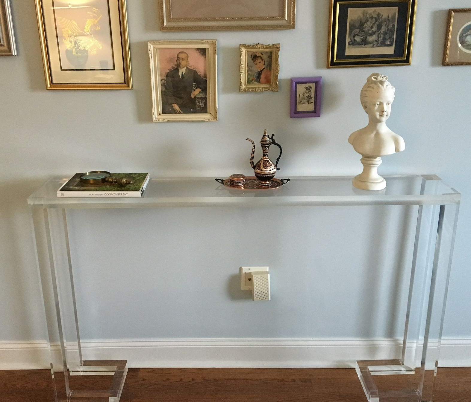 Custom Console Table –  (View 8 of 20)