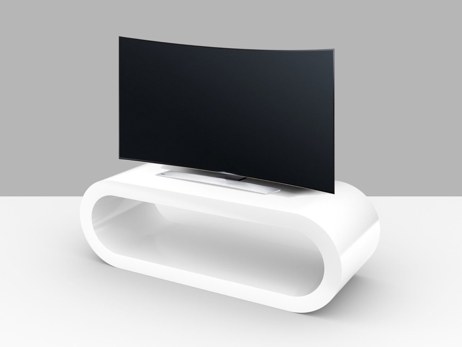 Custom Made Media Units – Zespoke Within Most Recently Released Large White Tv Stands (Gallery 16 of 20)