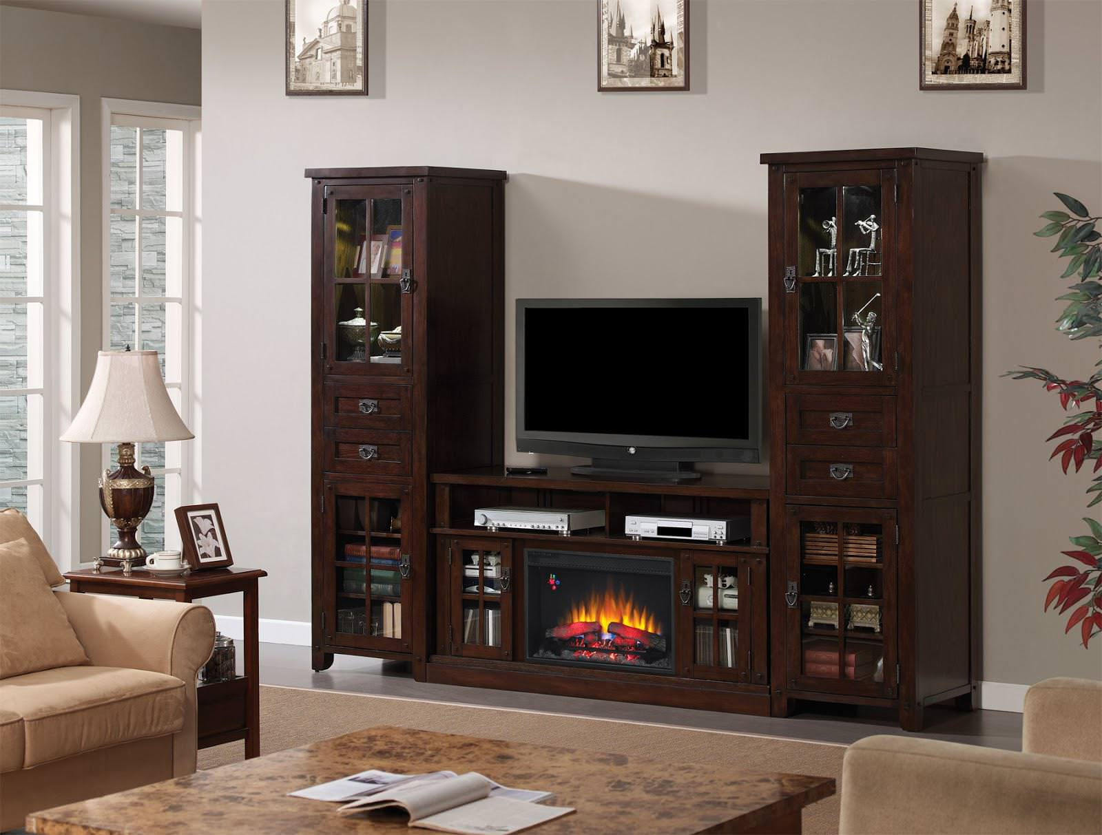 Decorating: Gorgeous One Piece Costco Entertainment Center For Regarding Well Liked Big Tv Stands Furniture (View 12 of 20)