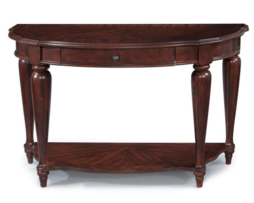 Demilune Table Console Ideas — Oz Visuals Design In Preferred Clairemont Demilune Console Tables (View 11 of 20)
