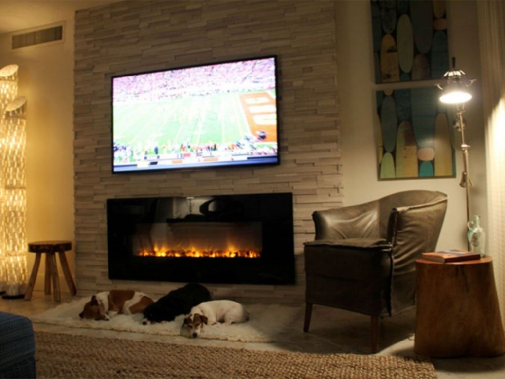 Denver Tv Stands With 2018 Tv Stands With Fireplaces Denver – Sns Home & Garden (Gallery 8 of 20)