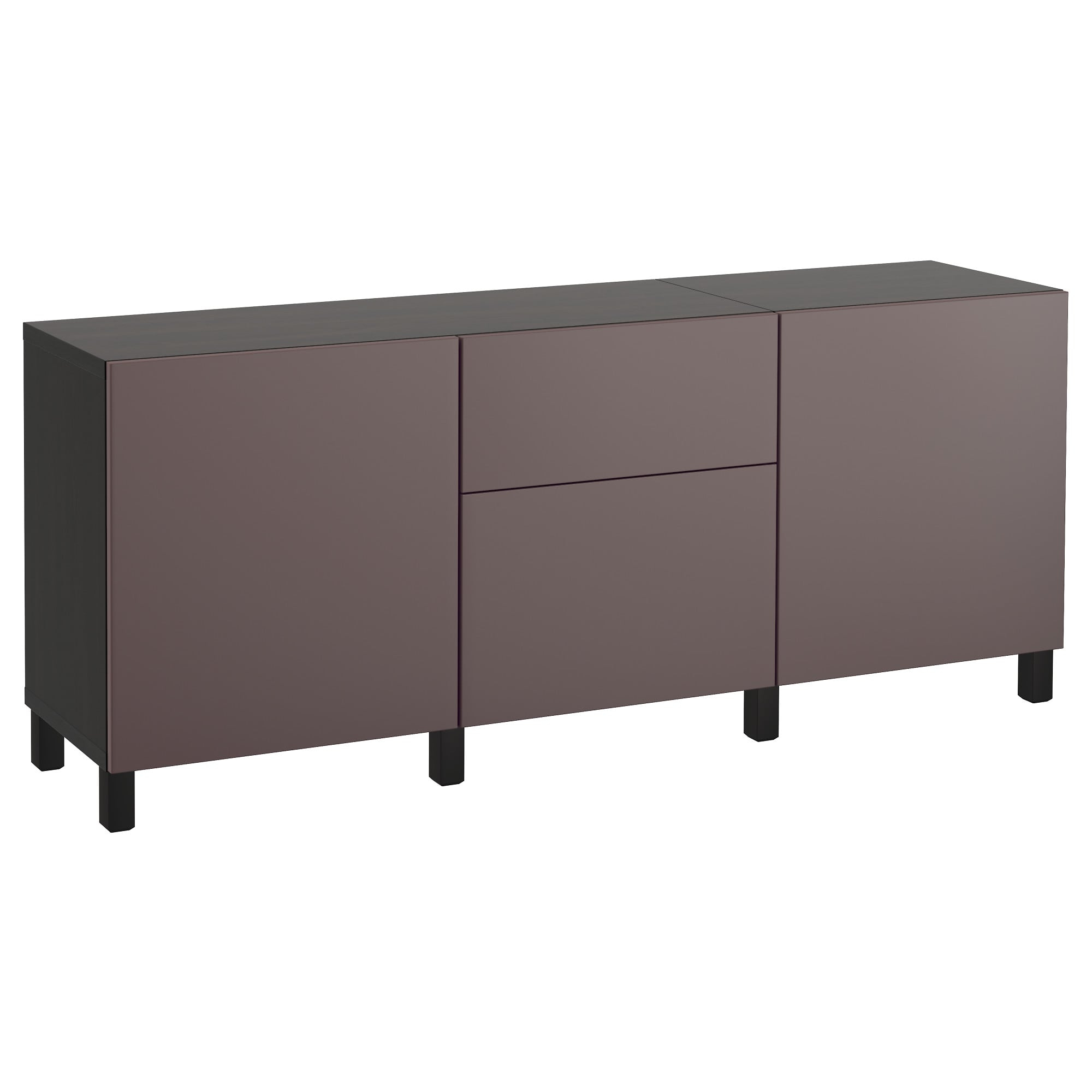 Dresser And Tv Stands Combination With Famous Bestå Storage System (View 19 of 20)