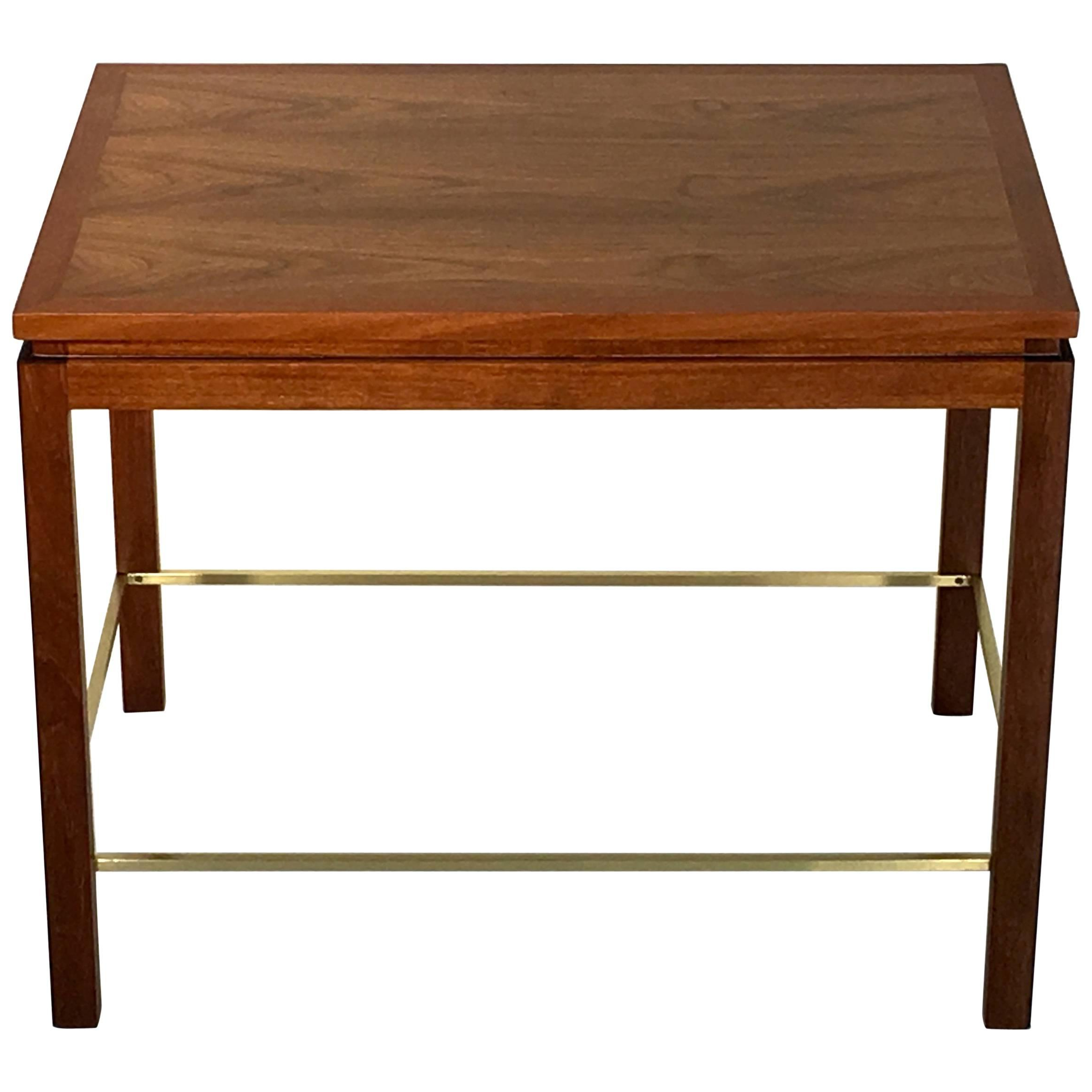 Dunbar Furniture Console Tables – 25 For Sale At 1Stdibs Intended For Well Known Oak & Brass Stacking Media Console Tables (View 4 of 20)