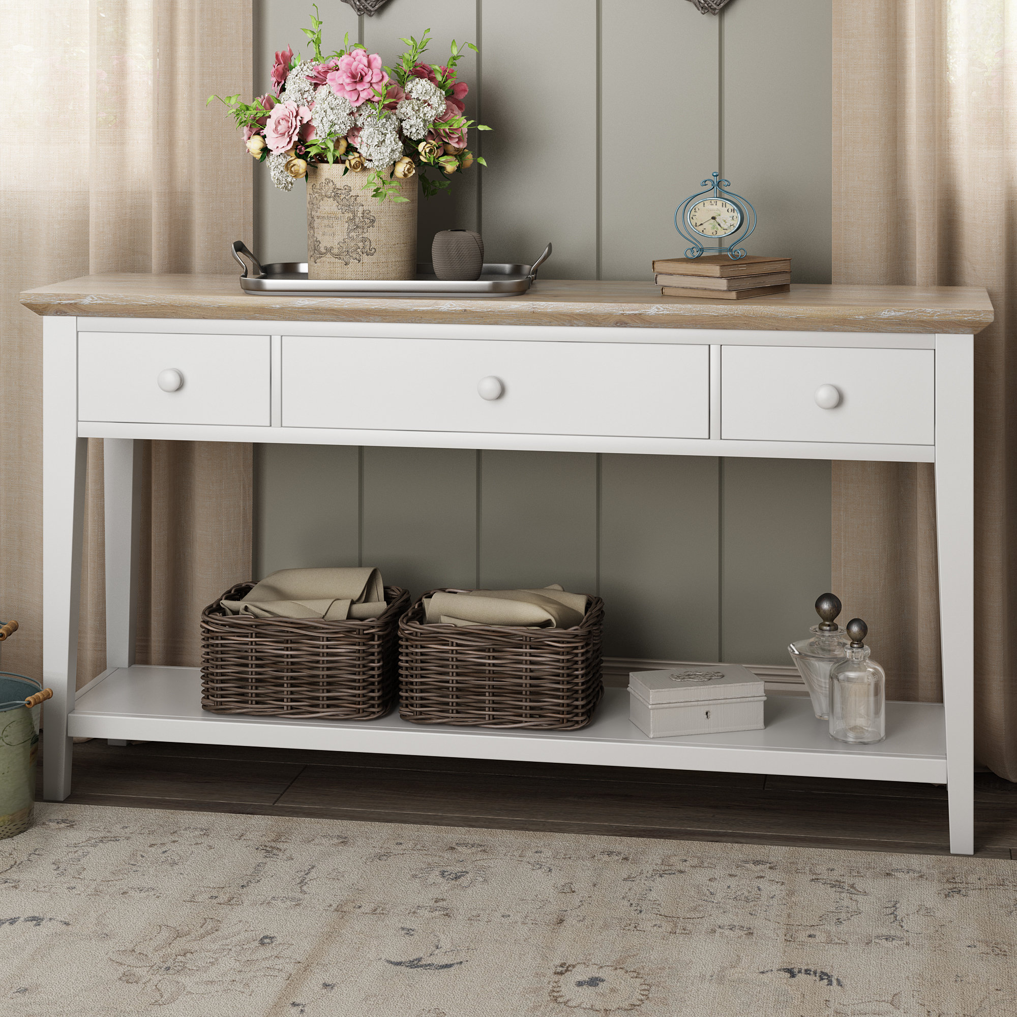 Echelon Console Tables Intended For Newest Console Tables & Hallway Tables You'll Love (Gallery 19 of 20)