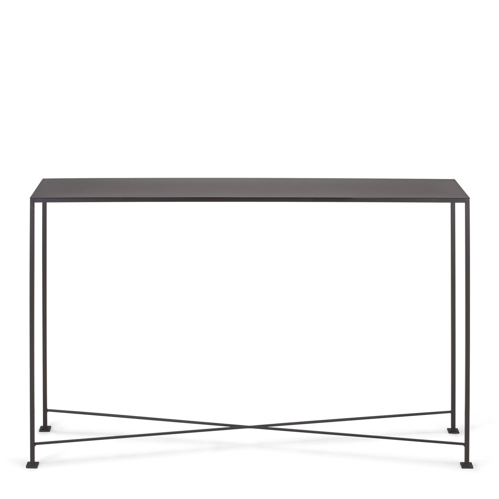 Echelon Console Tables Throughout Preferred Tag Furniture Diversey Metal Console Table (View 5 of 20)