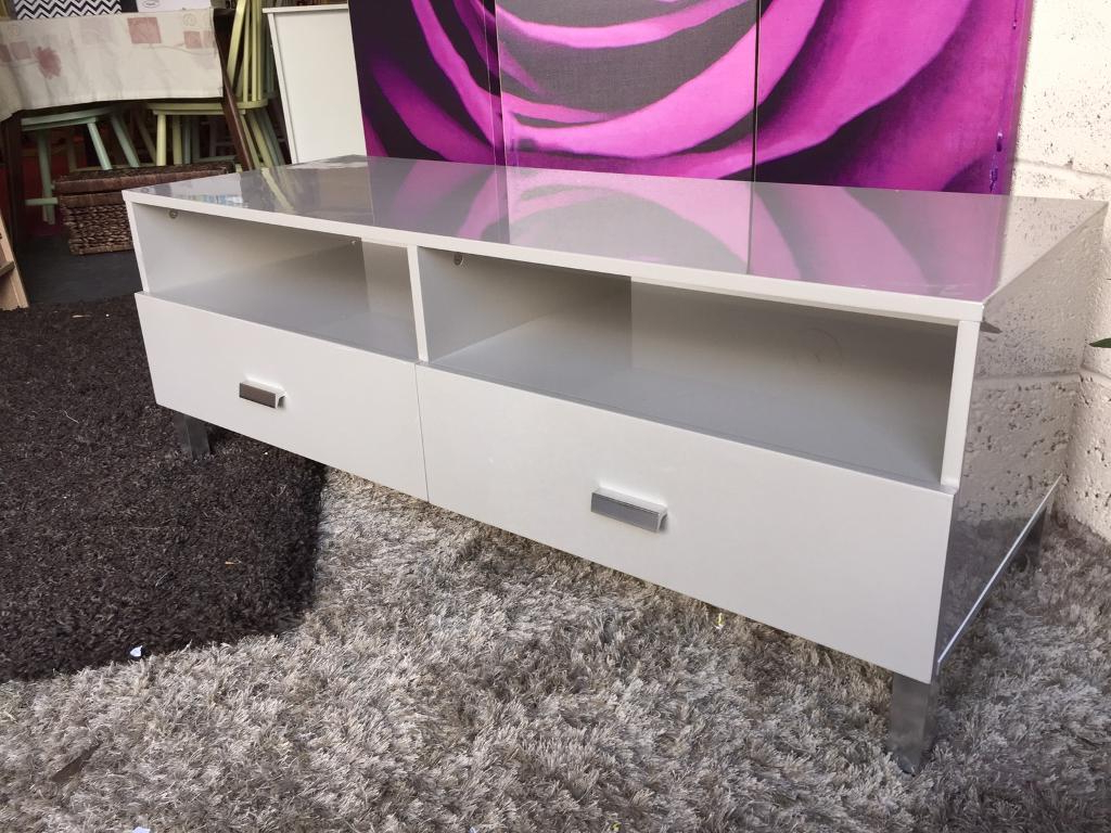 Echo Tv Units For Famous New Echo Tv Unit In High Gloss Stunning Grey – Suitable For (View 6 of 20)