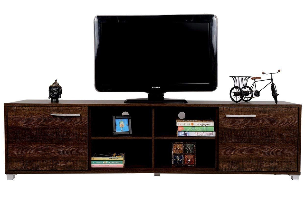 Echo Tv Units Within Current Deckup Uniti Tv Stand And Home Entertainment Unit (Wenge, Matte (Gallery 15 of 20)