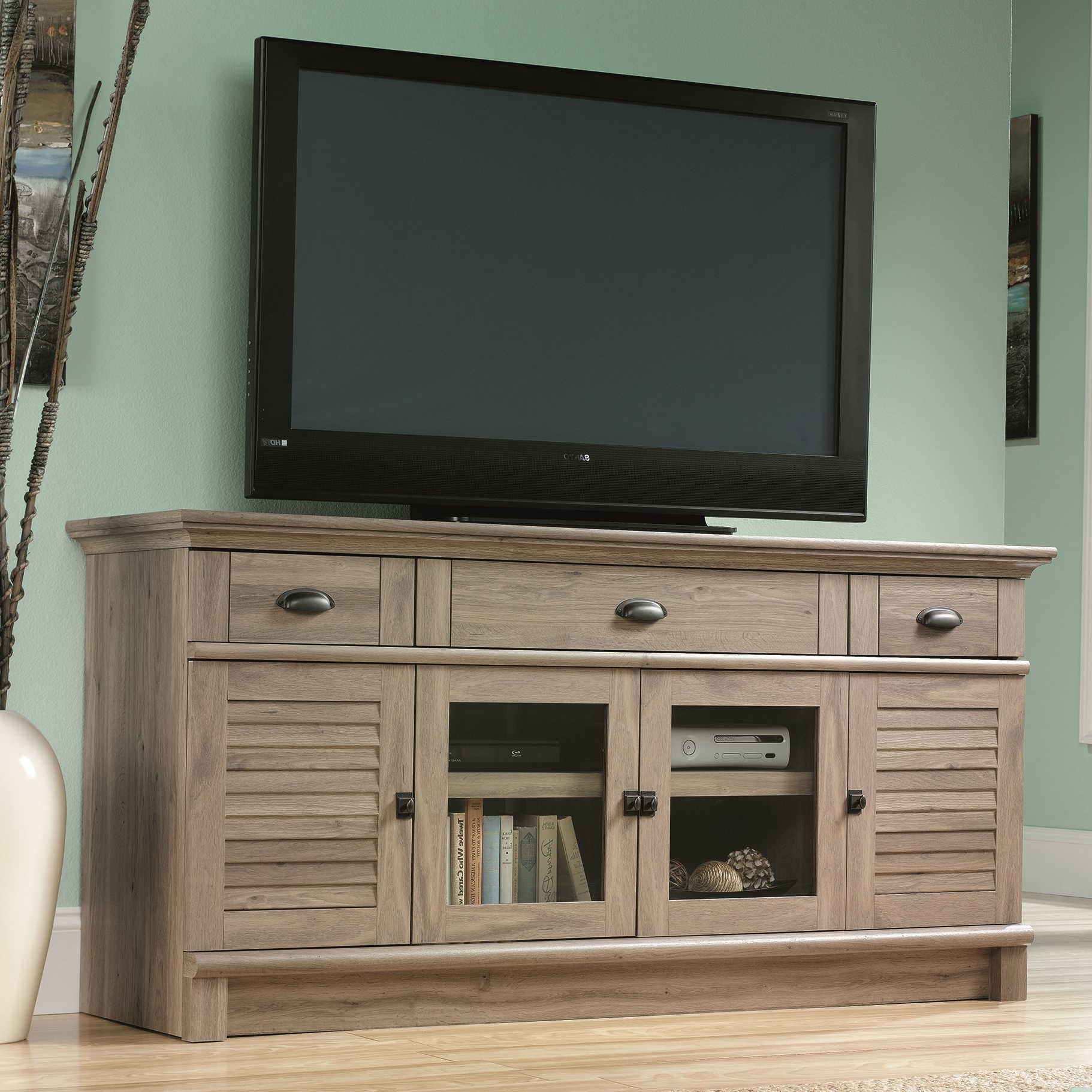 Edwin Grey 64 Inch Tv Stands Regarding Favorite 60 64 Inch Tv Stands (View 6 of 20)