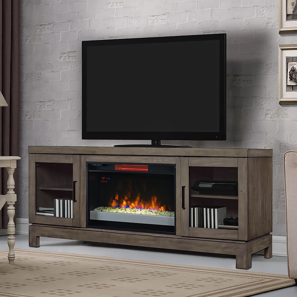 Electric Fireplaces With Entertainment Center Fireplace Tv Stand Inside Preferred Corner 60 Inch Tv Stands (Gallery 11 of 20)