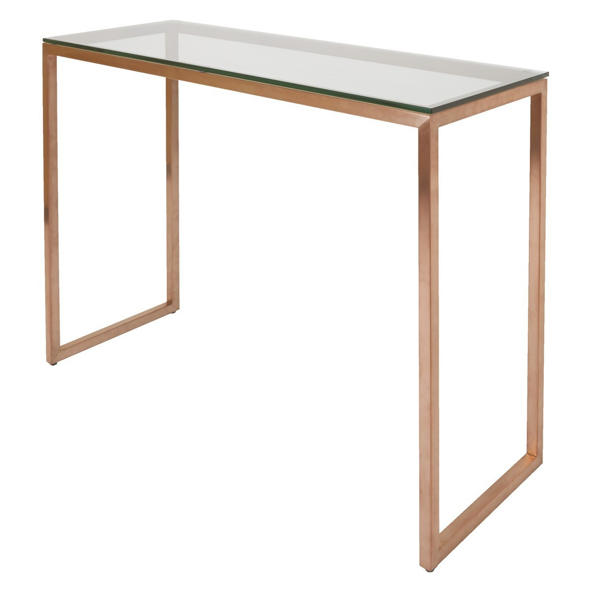 Elke Glass Console Tables With Brass Base Inside Recent Glass Console Tables – Netcarshow (Gallery 14 of 20)