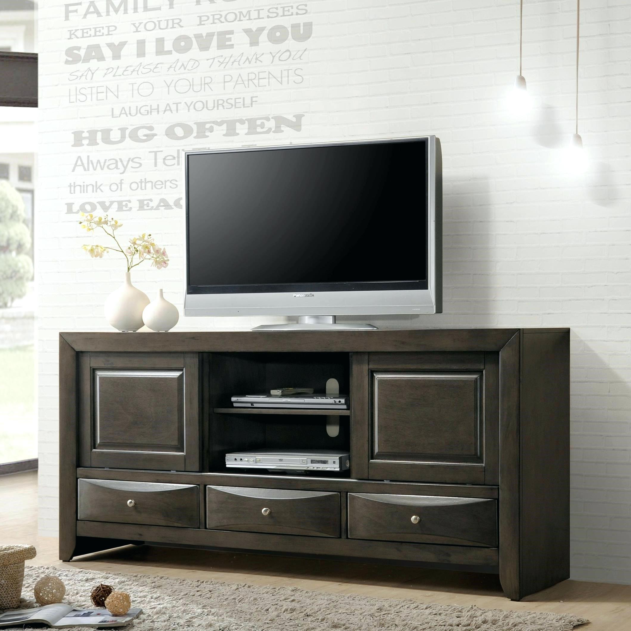 Entertainment Units Transitional Console Tv Stands Furniture Regarding Widely Used Denver Tv Stands (Gallery 19 of 20)