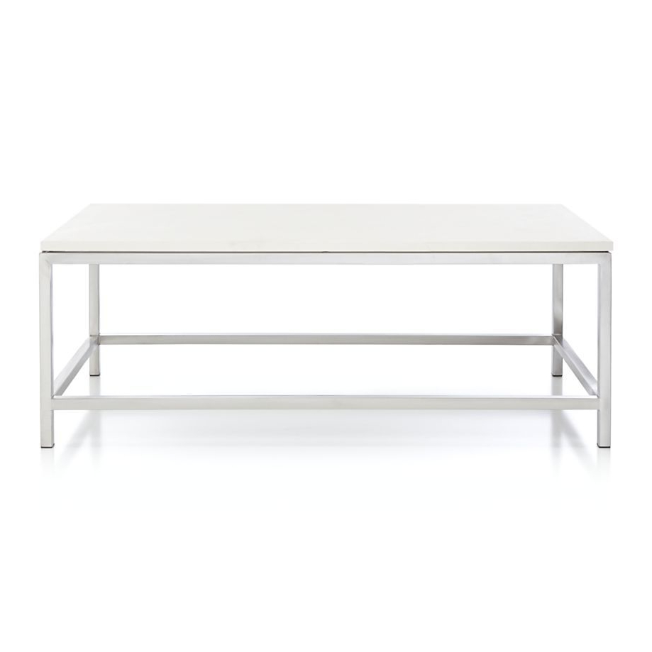 Era Limestone Console Tables Intended For Popular Era Limestone Rectangular Coffee Table (View 6 of 20)