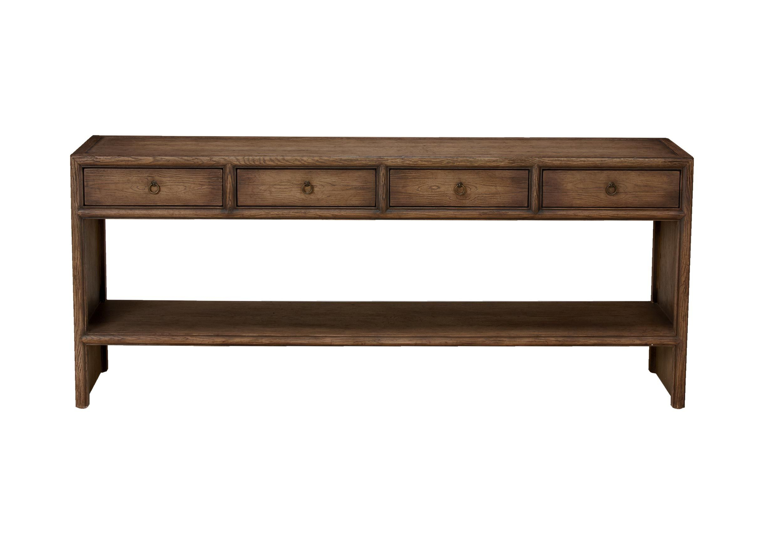 Ethan Console Tables With Newest Large Shogun Console Table (Gallery 10 of 20)