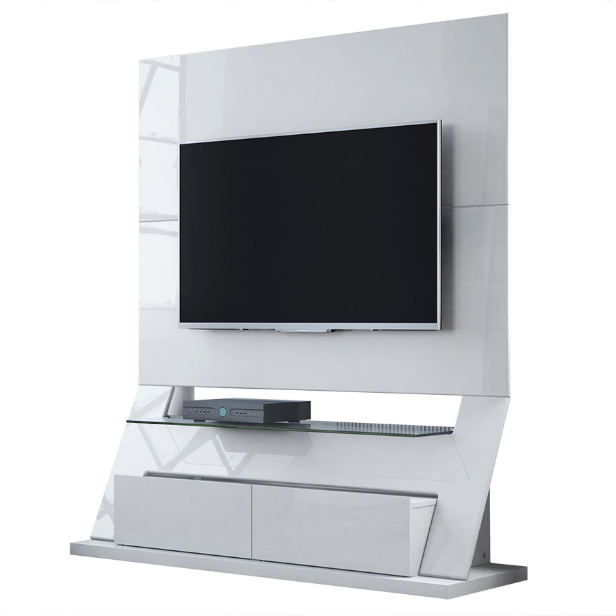 Eurway Within Famous Modern White Tv Stands (Gallery 20 of 20)
