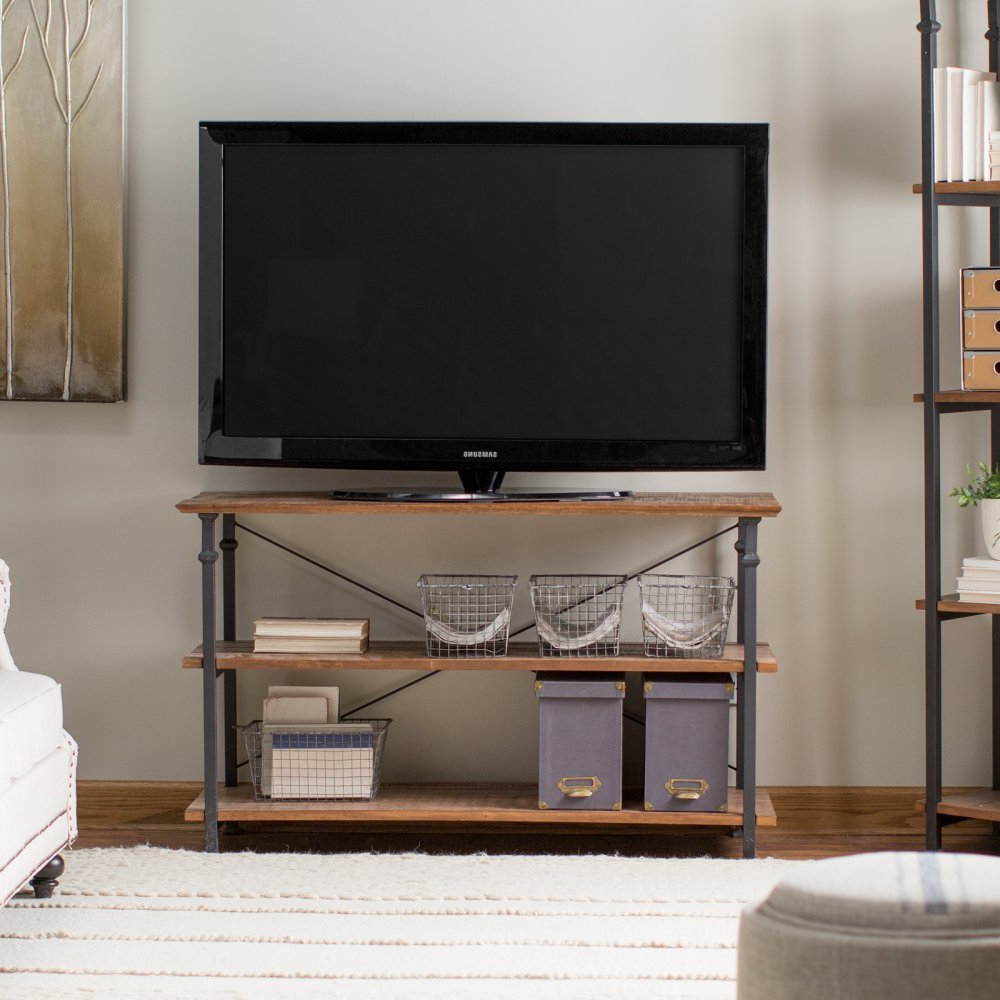 Famous Amazon: Weston Home Factory Tv Stand: Kitchen & Dining Inside Canyon 74 Inch Tv Stands (View 9 of 20)