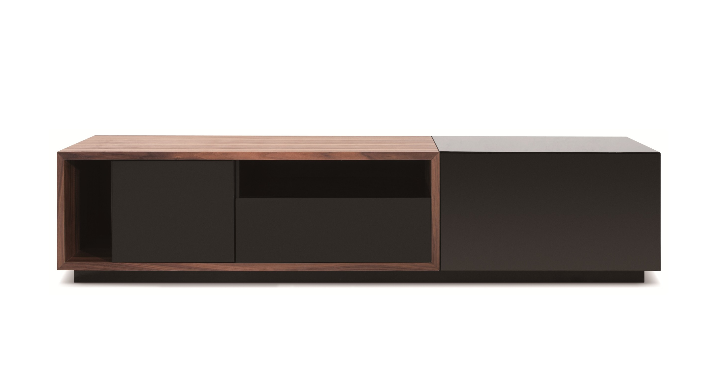 Famous Contemporary Wood Tv Stands Within Tv047 Modern Tv Stand (Gallery 4 of 20)