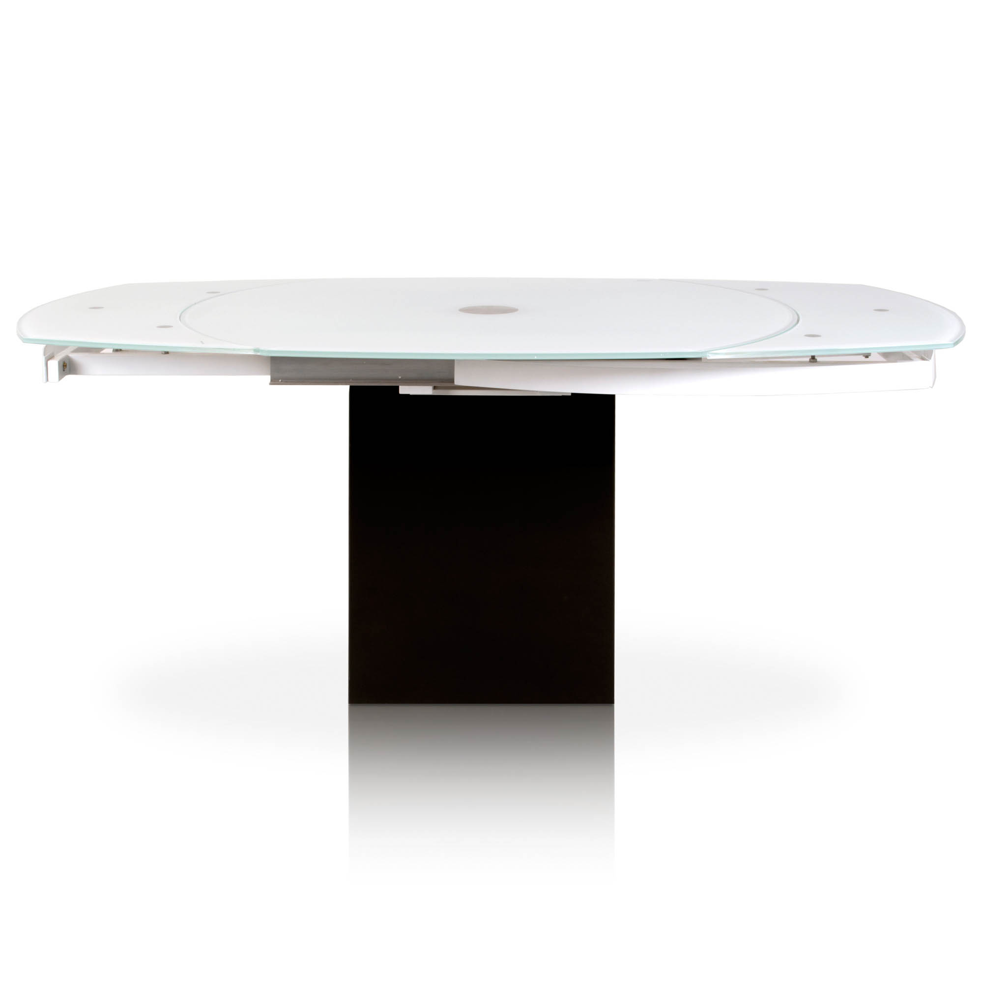 Famous Era Extension Dining Table With Regard To Era Glass Console Tables (View 9 of 20)