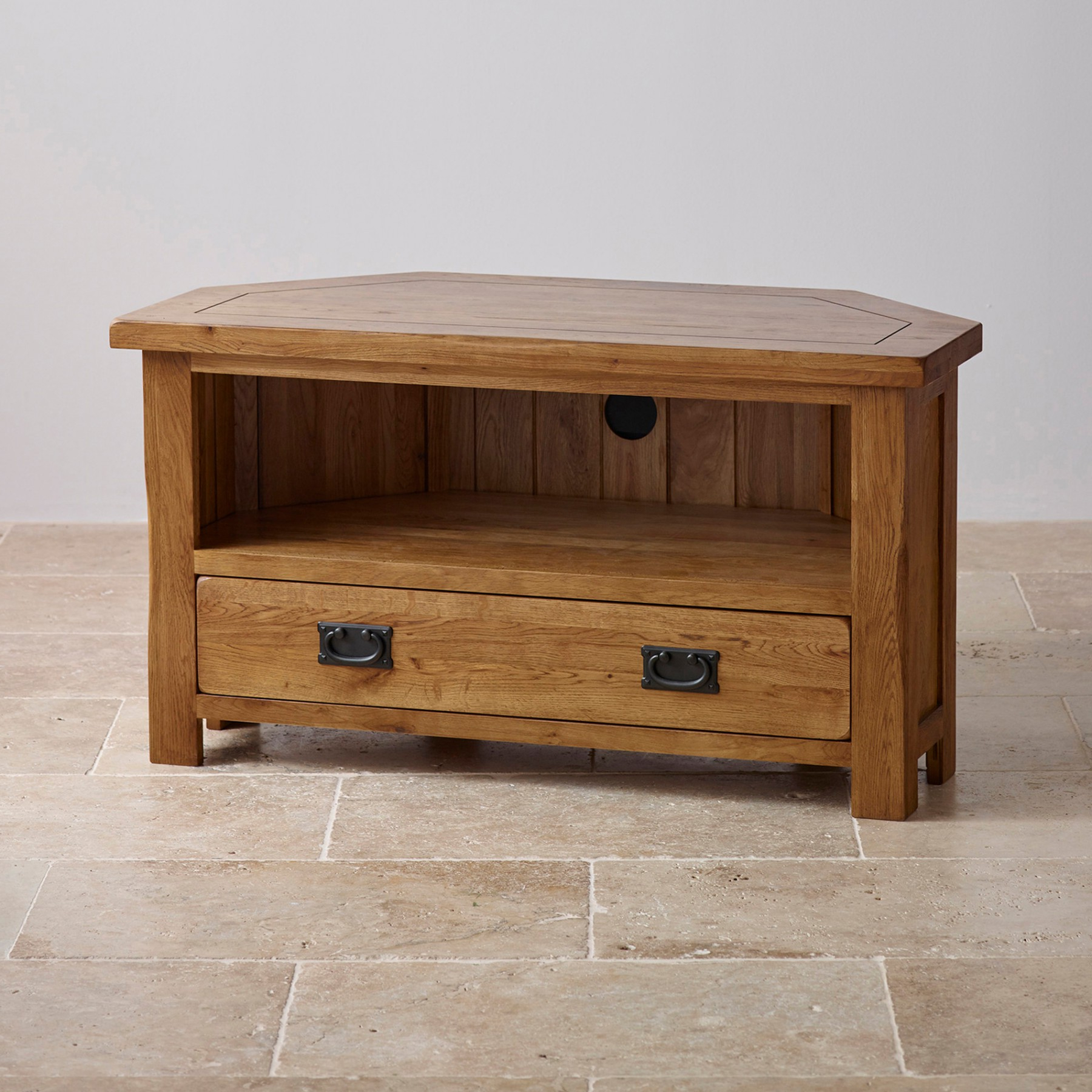 Famous Oak Tv Cabinets For Flat Screens With Tv Stands And Entertainment Centers : Wooden Tv Cabinet Oak Tv (View 14 of 20)