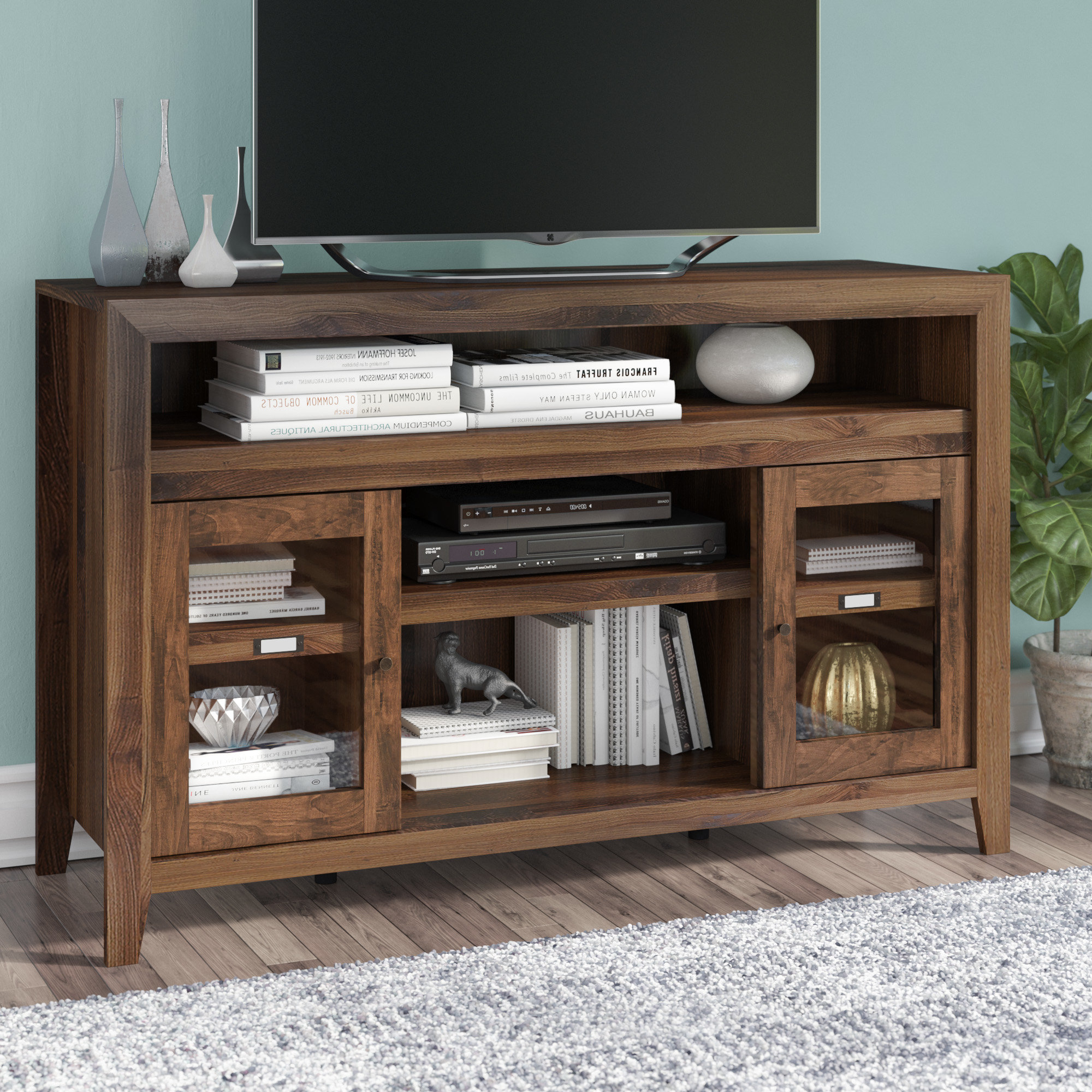Famous Tall Tv Stands You'll Love (View 14 of 20)