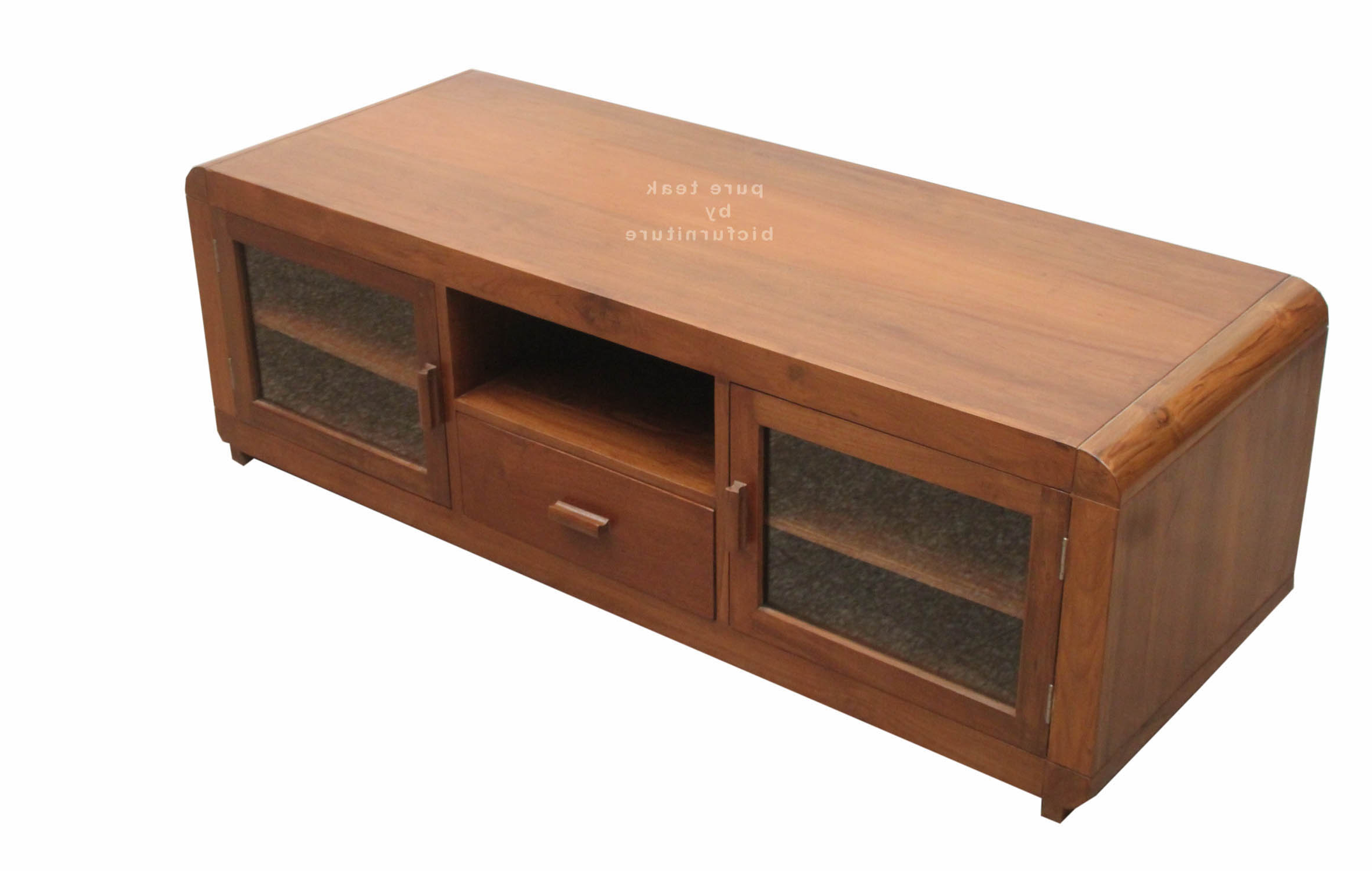 Famous Tv Stands Rounded Corners In Tv Stand Rounded Corners – Round Ideas (Gallery 4 of 20)