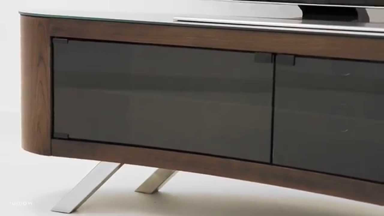Fashionable Avf Tv Stands Within Fs1500Bay Promo – Bay Tv Stand – Youtube (View 4 of 20)