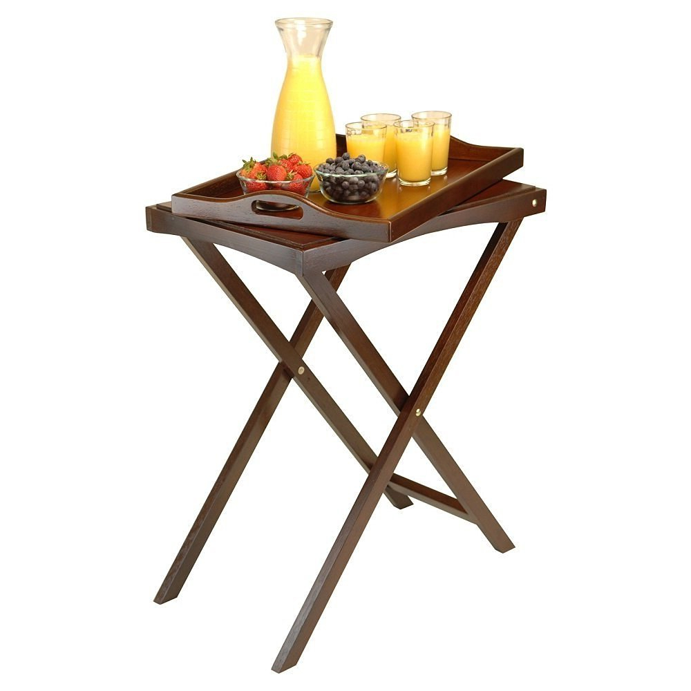 Fashionable Cheap Folding Tv Tray Table, Find Folding Tv Tray Table Deals On In Folding Tv Trays With Stand (Gallery 11 of 20)