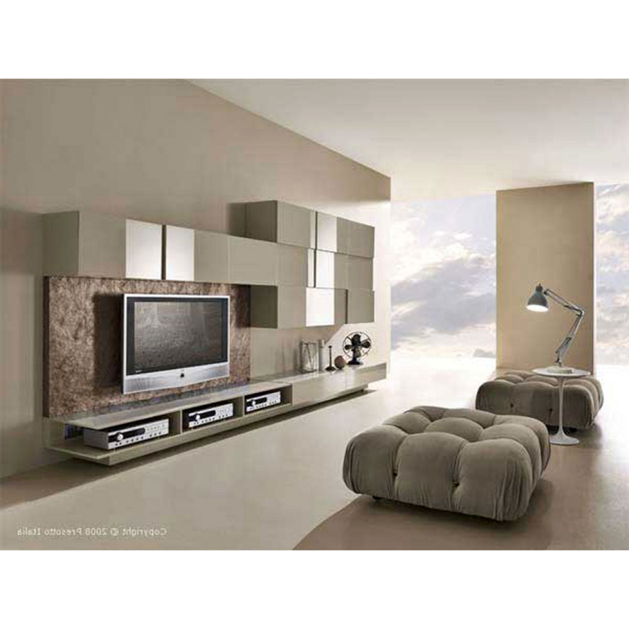 Fashionable Contemporary Tv Cabinets With Regard To 6 Tips For Selecting A New Tv Cabinet Designs For Hall (View 8 of 20)