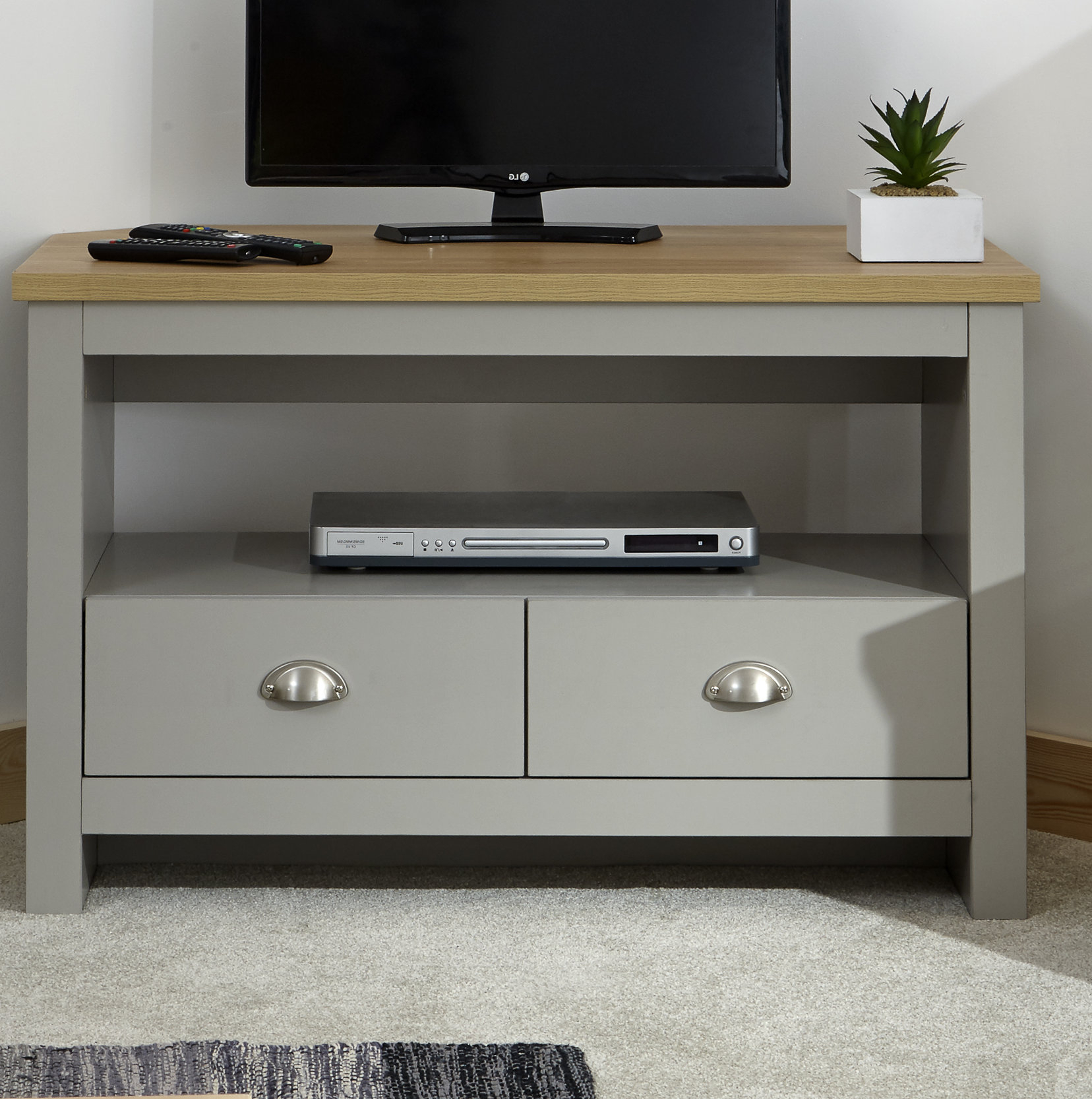 Fashionable Corner Tv Stands You'll Love (View 10 of 20)