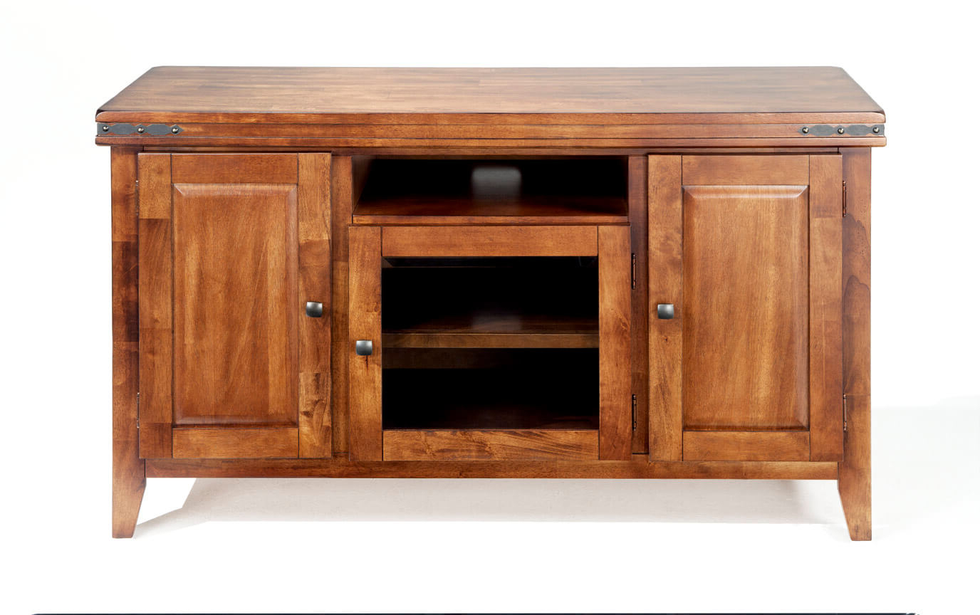 """Fashionable Enormous Entertainment 54"""" Console (View 7 of 20)"""