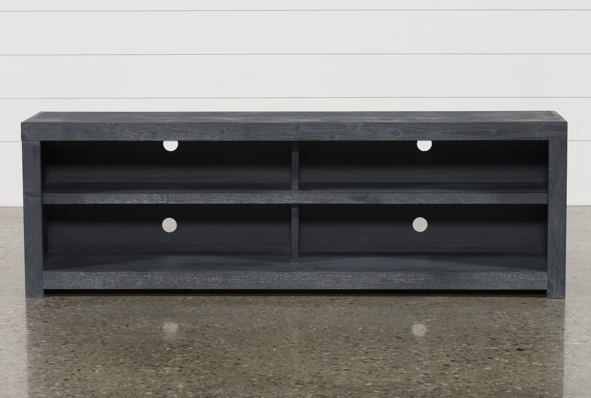 Featured Photo of Kilian Black 74 Inch Tv Stands